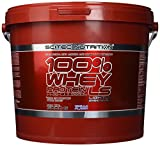 Scitec Nutrition Whey Protein Professional, LS Vanille, 1er Pack (1 x 5000 g)