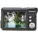Tonsee 18 Mega Pixels CMOS 2.7 inch TFT LCD Screen HD 720P Digital Camera (Black)