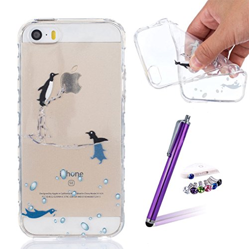 LOOKAY Coque iPhone 6S / 6 [Ultra Hybrid] Coussin d'Air [Crystal Clear] La Face Arriere Claire + Bumper en TPU Coque Apple iPhone 6S / 6 4.7 Pouces,Chaussures à talon haut 27HUA