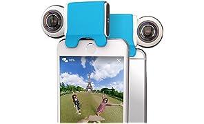 Giroptic iO - HD 360 Degree Camera for iPhone and iPad