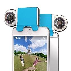 Giroptic iO - 360 degree HD camera for iPhone and iPad