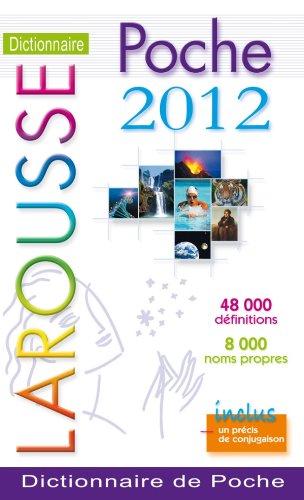 Larousse de poche plus 2012