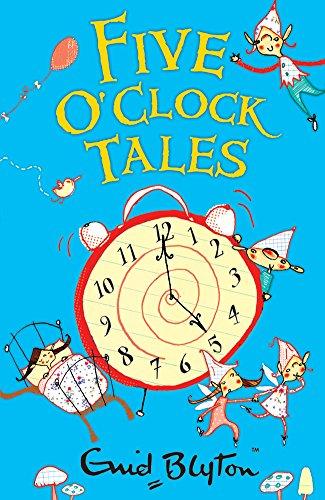 Five O'clock Tales (The O'Clock Tales), Buch