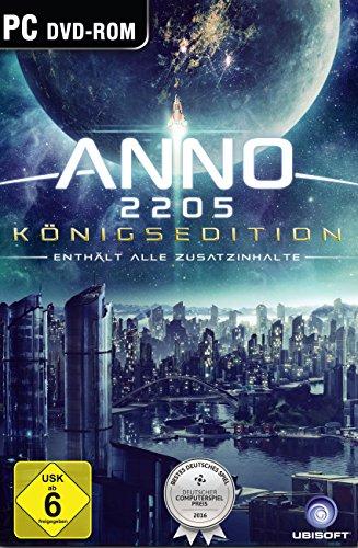 Anno 2205 – Königsedition