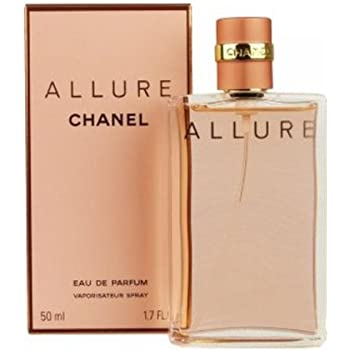 0a4ac906c0a588 Chanel Allure Eau de Parfum - 50 ml  Amazon.co.uk  Beauty