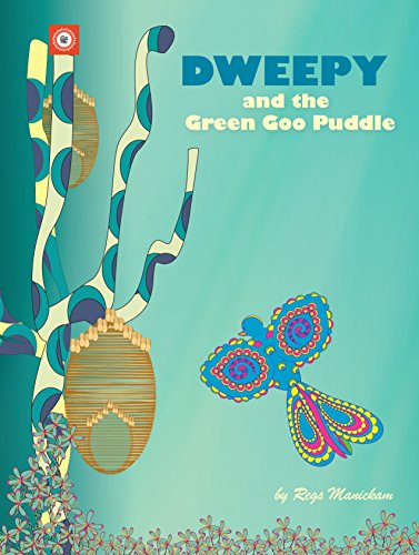Dweepy and the Green Goo Puddle : Mindfulness Picture Book with Rhythm-Rhymes and Mandalas Illustration For Zen Kids (Mindful Kids 1) (English Edition)