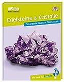 memo Wissen entdecken. Edelsteine &Kristalle: Smaragde, Quarze, Diamanten. Das Buch mit Poster!