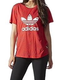 Adidas de All Over Print Boyfriend T-shirt