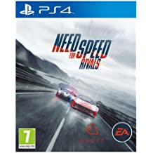 NEW & SEALED! Need for Speed Rivals Sony Playstation 4 PS4 Game