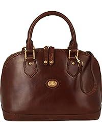 337eecf7bc8e The Bridge Story Donna Hand Bag Leather 31 Cm