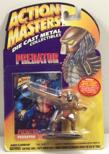 Predator Die Cast Metal Collectible -