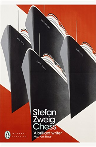 Chess. A Novel (Penguin Modern Classics) por Stefan Zweig