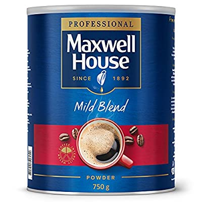Maxwell House Mild Instant Coffee Powder Tin (750g) by Maxwell House