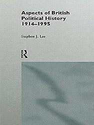 British Political History: 1914-1995