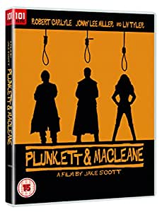 Plunkett and MaCleane (Blu-Ray)