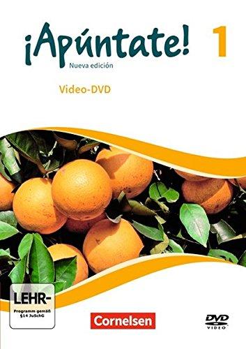 Preisvergleich Produktbild ¡Apúntate! - Nueva edición / Band 1 - Video-DVD