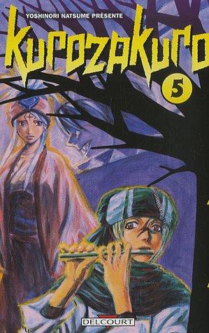 Kurozakuro Edition simple Tome 5