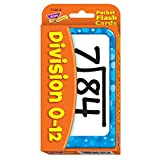 Best Trend Enterprises Educational Toys - Trend 56pc Maths Division Pocket Flash Cards Review
