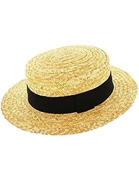 Votrechapeau-Sombrero de paja-Canotier-auténtica