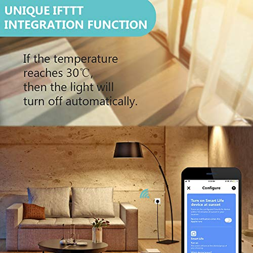 Zoom IMG-3 presa intelligente houzetek smart wifi