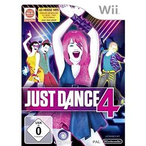 Just Dance 4 – [Nintendo Wii]