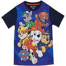 Paw Patrol La Patrulla Canina - Camiseta para niño