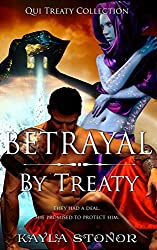 Betrayal By Treaty (Futuristic Shapeshifter, Galactic Empire) (Qui Treaty Collection Book 6)
