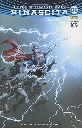 Rinascita. Universo DC