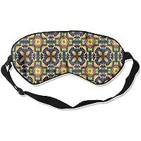 Dazzling Artistic Colorful Patterns Sleep Eyes Masks - Comfortable Sleeping Mask Eye Cover For Travelling Night... preisvergleich bei billige-tabletten.eu