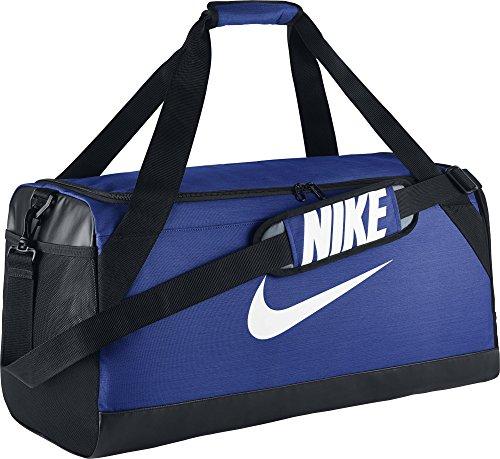 Nike Brasilia M Sporttasche, Game Royal/Black/White, 71.1 x 28 x 33 cm, 61 L