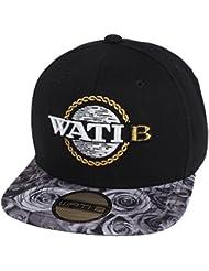 Casquette Wati B Roses Sb Black/Gold e16 - Wati B