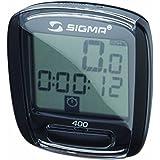 Sigma Sport BC 400 Fahrrad-Computer 5 Funktionen, schwarz, 103