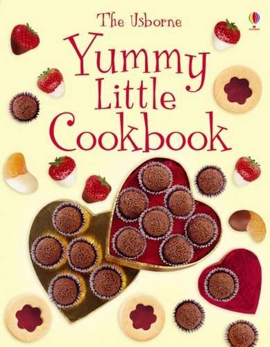 Yummy Little Cookbook (First Cookbooks)