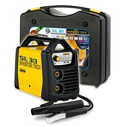 Elektroden Schweißgerät Inverter SIL 313230/50–60Zubehör + Koffer Deca