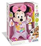 Clementoni Disney Baby–Meine erste Puppe Minnie 36.8 x 28.2 x 16.5 dunkelviolett