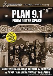 Plan 9.1 From Outer Space/Plan 9 From Outer Space [DVD] [Region 1] [US Import] [NTSC]
