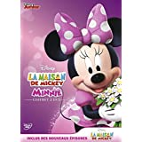 La Maison de Mickey - Minnie : J'aime Minnie + Le conte de fées de Minnie + La collection hiver de Minnie