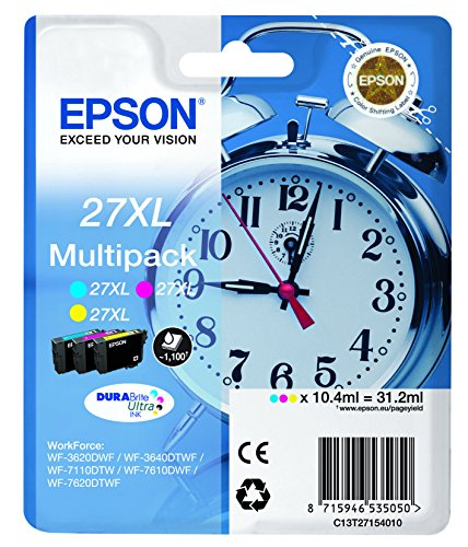 epson-alarm-clock-no27-xl-series-high-capacity-ink-cartridge-multi-coloured-pack-of-3
