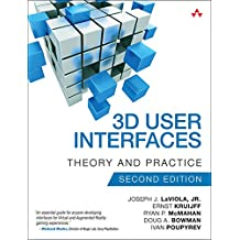 3D User Interfaces: Theory and Practice (Usability)