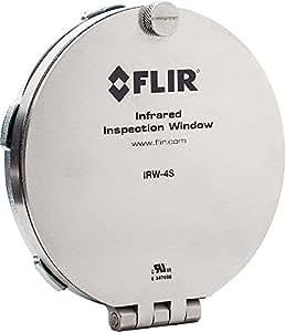 FLIR IRW-4S 4-Inch Steel Infrared Inspection Window