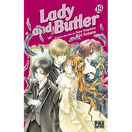 Lady and Butler T19