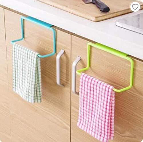 para guardar servilletas Porta rollos de papel para la cocina de VWH toallero para el interior de armarios