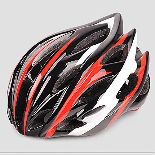 Mountainbike-Ausrüstung/Männer und Frauen Fahrradhelme, Einteiliger Helm,B