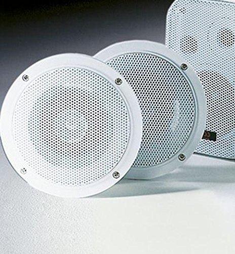 Lautsprecher für Dampfbad und Sauna