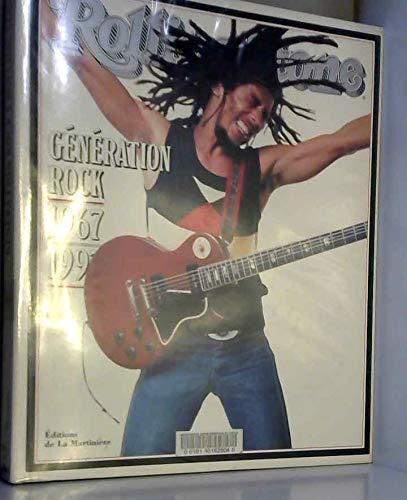 Rolling Stone : Génération rock, 1967-1997 par Fred Woodward