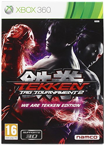 Infogrames Tekken Tag Tournament 2 - Juego (Xbox 360, Xbox 360, Lucha, T (Teen))