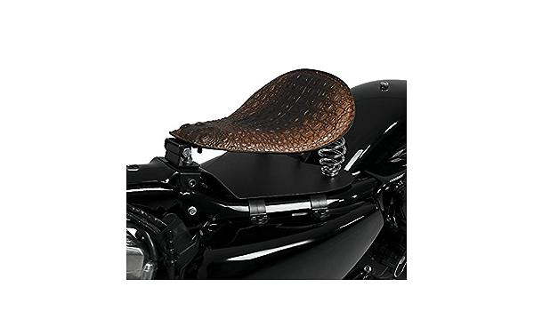 Solo Sitz Mit Grundplatte Craftride Sg16 Braun Für Honda Rebel Cmx 500 Shadow 750 Black Spirit Vt 1100 C2 Vt 1100 C3 Aero Vt 600 C Vt 750 C Vt 750 Spirit Auto