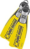 Cressi Flossen Ara Fins, Yellow, M/L, BE131042