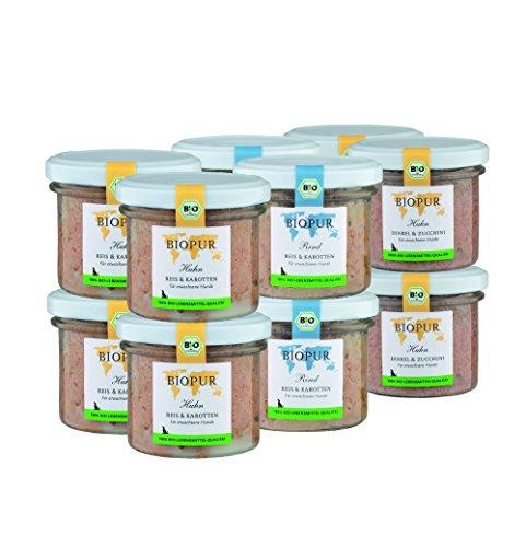 BIOPUR-Bio-Gemischtes-Sortiment-12x100g-fr-Hunde