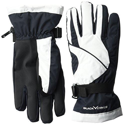 Black Crevice Kinder BCR121280 Handschuhe, Schwarz, L